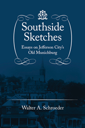Cover for Southside Sketches book